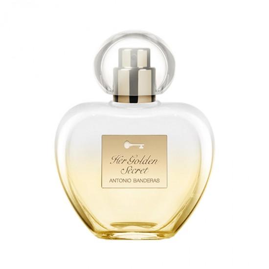Antonio Banderas Her Golden Secret 80ml for women perfume EDT (Tester)