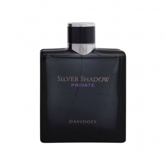 Davidoff Silver Shadow Private 100ml for men perfume EDT (Unboxed)