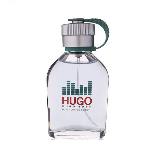 Hugo Boss Classic Music Edition 125ml for men perfume EDT (Unboxed)