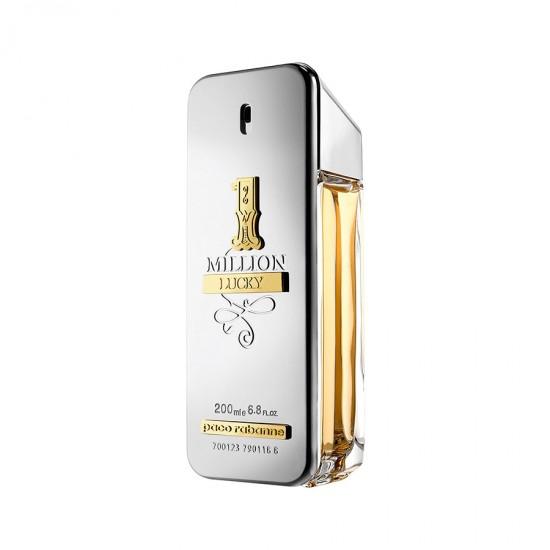 Paco Rabanne 1 Million Lucky 200ml for men perfume EDT (Tester)