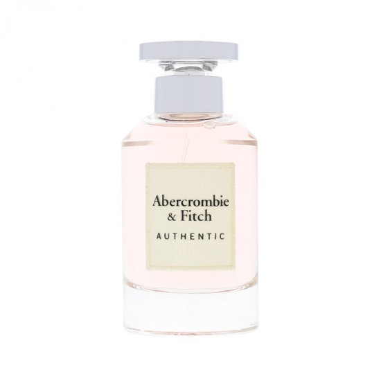 Abercrombie & Fitch Authentic 100ml for women perfume EDP Tester