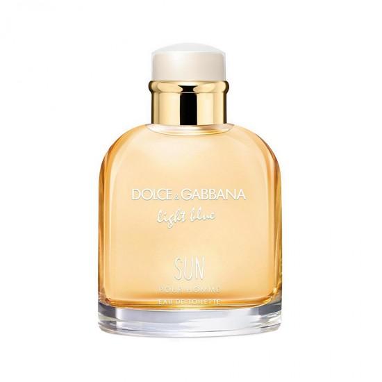 Dolce & Gabbana Light Blue Sun 125ml for men EDT Tester