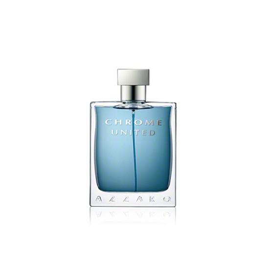 Azzaro Chrome United 100ml for men perfume EDT (Unboxed)