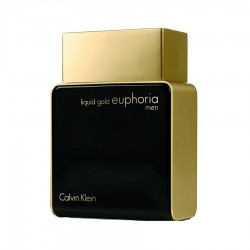 Calvin Klein Euphoria Liquid Gold 100ml for men perfume