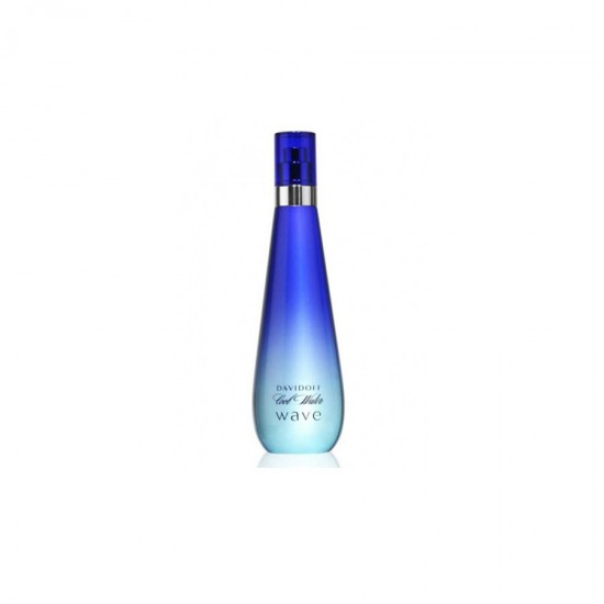Davidoff Cool water wave 100ml for women perfume EDT (Unboxed)