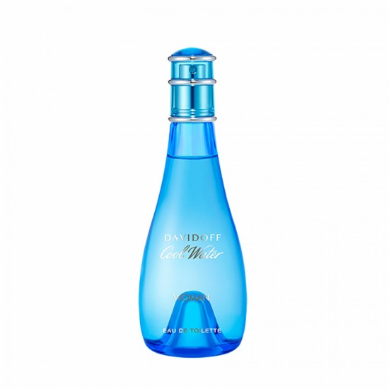 Davidoff Cool water 100ml for women perfume EDT (Unboxed)