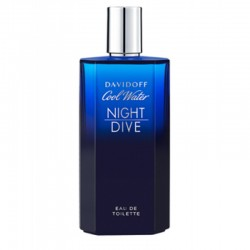 Davidoff Cool Water Night Dive 125ml for men perfume