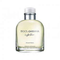 Dolce & Gabbana Light Blue Discover Vulcano 125ml for men perfume