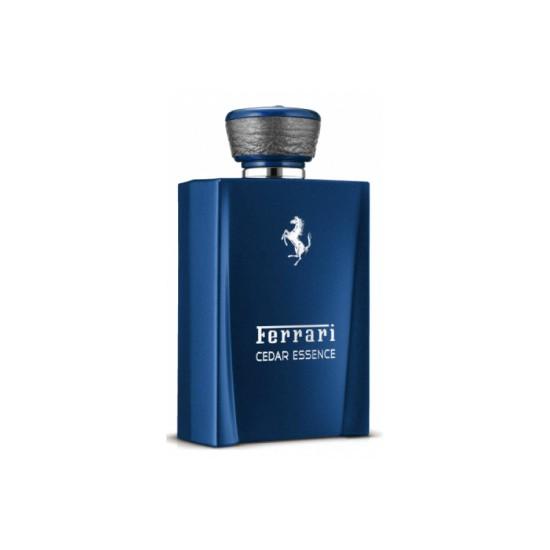 Ferrari Cedar Essence 125ml for men perfume (Unboxed)