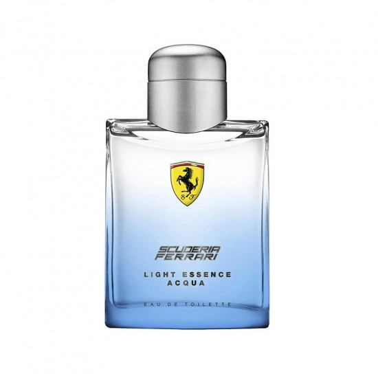 Ferrari Scuderia Light Essence Acqua 100ml for men perfume EDT (Unboxed)