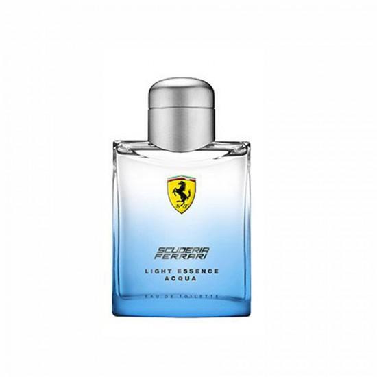 Ferrari Light Essence 125ml for men perfume EDT (Unboxed)