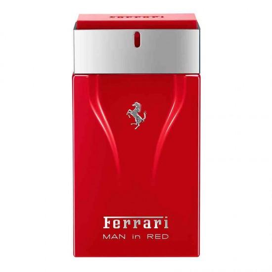 Ferrari Man in Red 100ml for men perfume EDT (Unboxed)