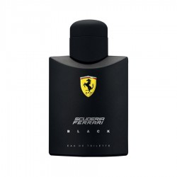 Ferrari Scuderia Black 125ml for men perfume
