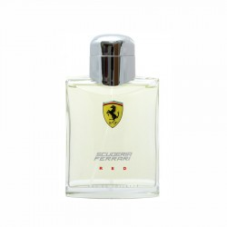 Ferrari Scuderia Red 125ml for men perfume