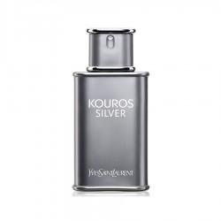 Yves Saint Laurent Kouros Silver 100ml for men perfume