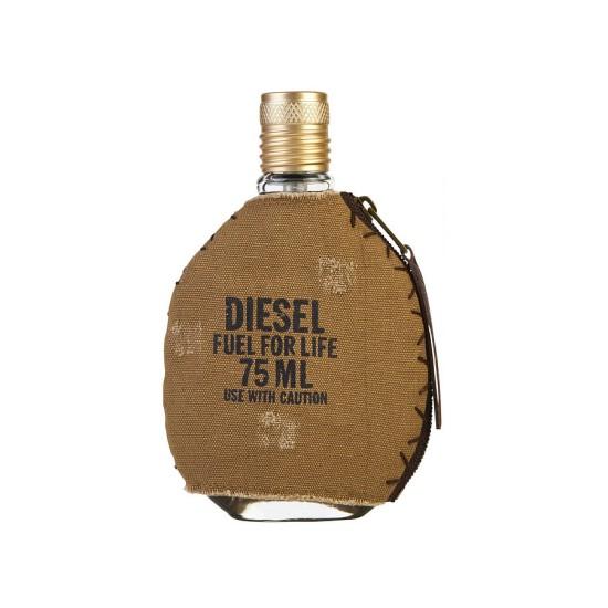 Diesel Fuel For Life 75ml for men perfume EDT (Tester)